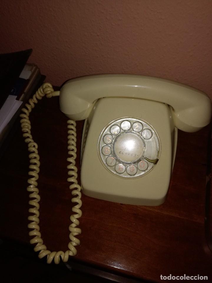 TELÉFONO HERALDO FABRICANTE CITESA. (Antigüedades - Técnicas - Teléfonos Antiguos)