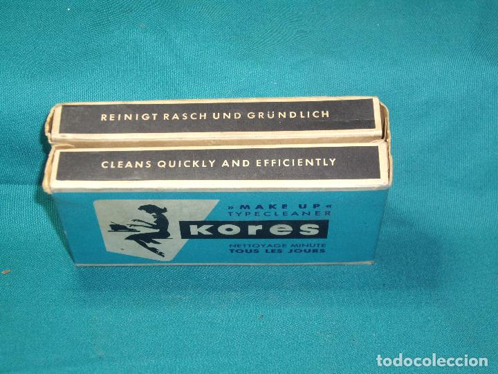 Antigüedades: KORES - LIMPIATIPOS - Foto 3 - 113537307