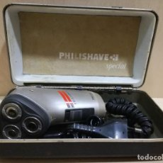Antigüedades: MAQUINA ELECTRICA DE AFEITAR - PHILIPS PHILISHAVE HP1615. Lote 113584383