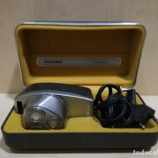 Antigüedades: MAQUINA ELECTRICA DE AFEITAR - PHILIPS PHILISHAVE HP1118. Lote 113584415
