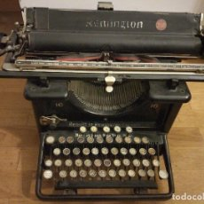 Antigüedades: MÁQUINA DE ESCRIBIR REMINGTON MODELO N°16 DE 1936.. Lote 113605759
