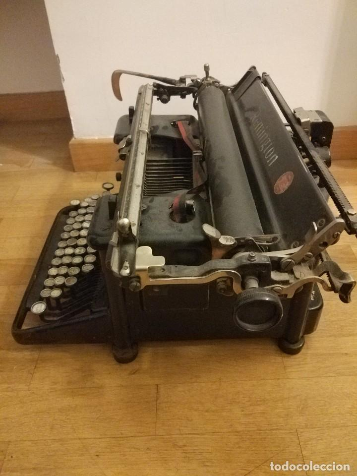 Antigüedades: Máquina de escribir Remington modelo n°16 de 1936. - Foto 2 - 113605759