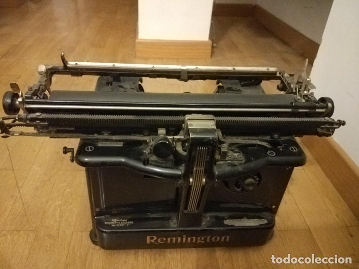 Antigüedades: Máquina de escribir Remington modelo n°16 de 1936. - Foto 3 - 113605759