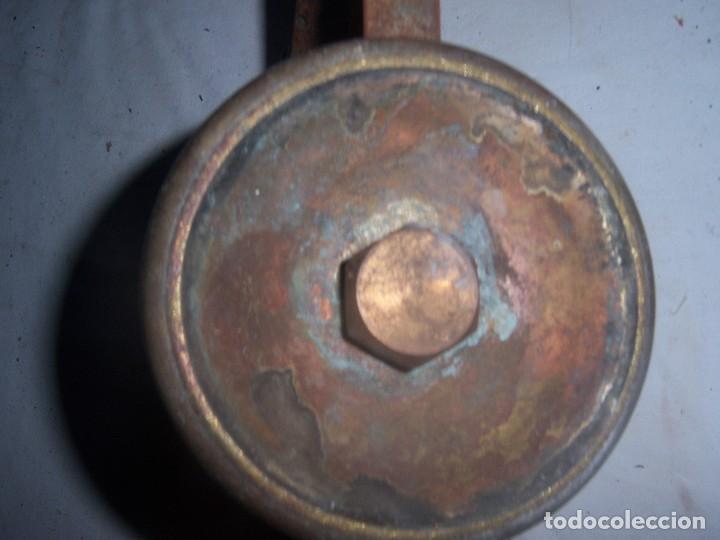 Antigüedades: lamparilla antigua inglesa - Foto 4 - 113636807
