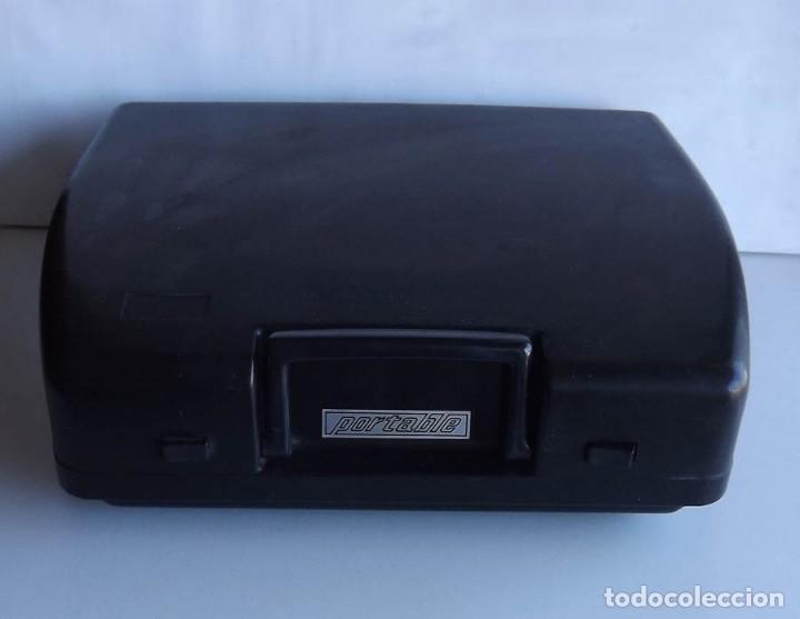 Antigüedades: Máquina de Escribir Crown Portable con maletín - Foto 3 - 54472581