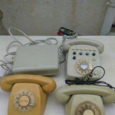 Teléfonos: TELÉFONO LOTE DE 3. Lote 113690534