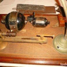 Antigüedades: ANTIGUO TORNO DE RELOJERO. Lote 113733799