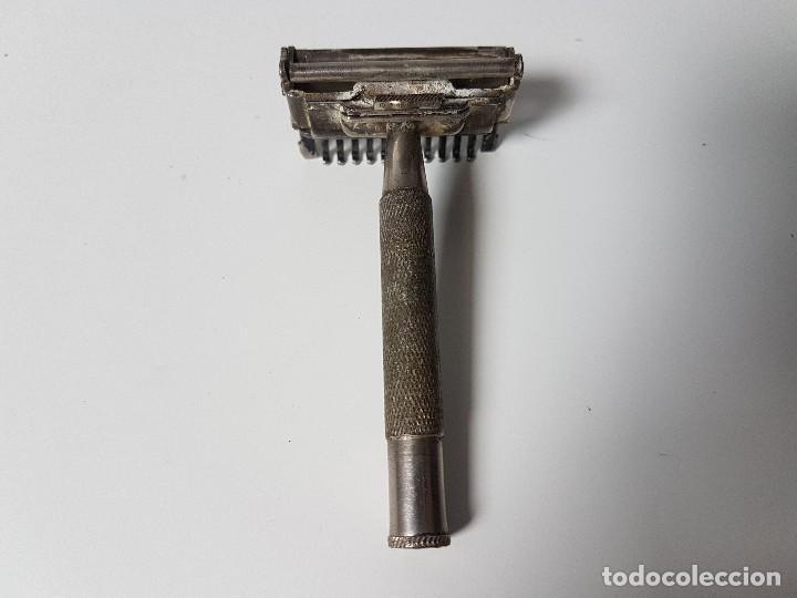 ANTIGUA MÁQUINA DE AFEITAR VALET ( AÑOS 20/30 ) (Antigüedades - Técnicas - Barbería - Varios Barbería Antiguas)