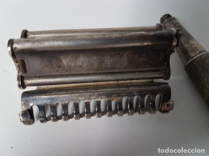 Antigüedades: ANTIGUA MÁQUINA DE AFEITAR VALET ( AÑOS 20/30 ) - Foto 4 - 113776595