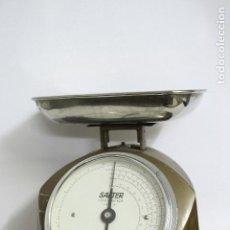 Antigüedades: SALTER COIN CHECKER MOD. 240. PARA PESAR MONEDAS EN BANCO. MADE IN ENGLAND. Lote 113939867