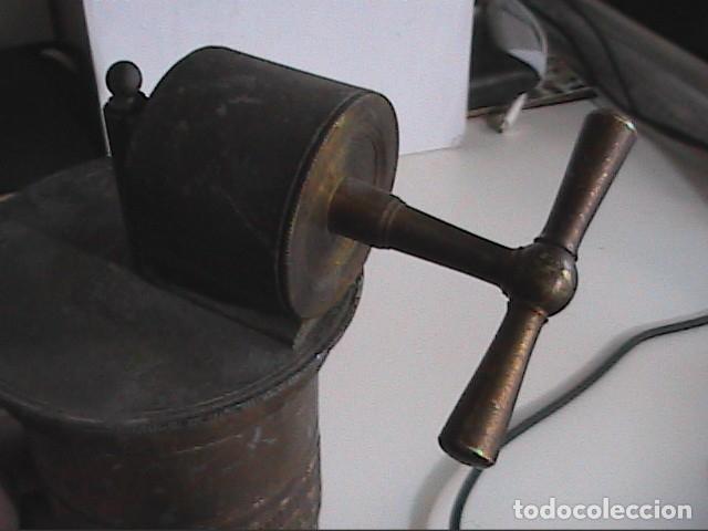 Antigüedades: IRRIGADOR DEL DR. EGUISIER. LAVADOS Y ENEMAS DE LA ALTA BURGESIA. S. XIX. HACIA 1850. - Foto 4 - 114009439