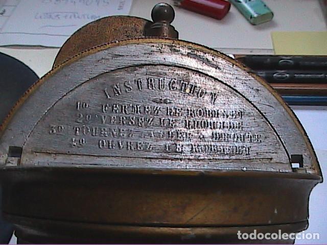 Antigüedades: IRRIGADOR DEL DR. EGUISIER. LAVADOS Y ENEMAS DE LA ALTA BURGESIA. S. XIX. HACIA 1850. - Foto 5 - 114009439