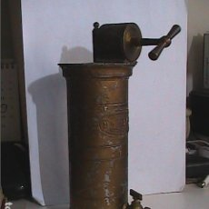 Antigüedades: IRRIGADOR DEL DR. EGUISIER. LAVADOS Y ENEMAS DE LA ALTA BURGESIA. S. XIX. HACIA 1850.. Lote 114009439