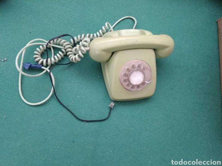 TELÉFONO HERALDO (Antigüedades - Técnicas - Teléfonos Antiguos)