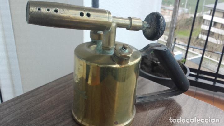Antigüedades: Soplete - Foto 2 - 114300935
