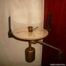 Antigüedades: TAXIMETRO NAVAL DE COSTADO EN SU CAJA. Lote 114407223