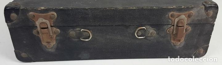 Antigüedades: COMPROBADOR DE VÁLVULAS ER (ERATELE? ). ESCUELA DE RADIO MAYMO. CIRCA 1940. - Foto 9 - 114429795
