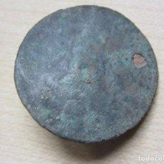 Antigüedades: CLAVO ANTIGUO ORNAMENTAL GRANDE (3,1 CMS) POSIBLEMENTE MEDIEVAL. Lote 114500615