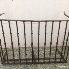 Antigüedades: BALCÓN FORJA SIGLO XVII. Lote 114631099