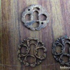 Antigüedades: BOCA LLAVES DE BRONCE LATÓN --. TENGO 33 -- CADA UNA 5€. Lote 114657559