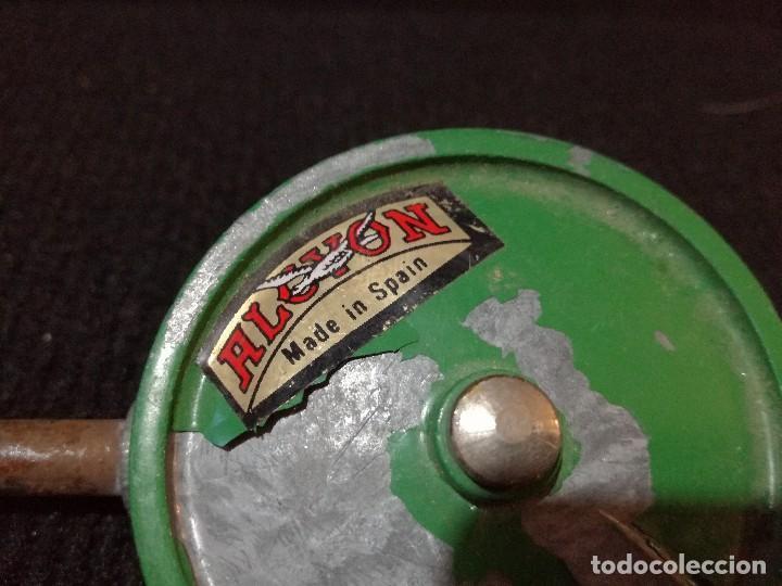 Antigüedades: Antiguo Taladro manual alcyon alcvon - Foto 2 - 114743847