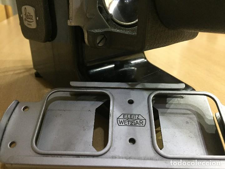 Antigüedades: Proyector Leica - Foto 9 - 114750739