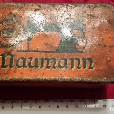 Antigüedades: CAJA NAUMANN.. Lote 114820599
