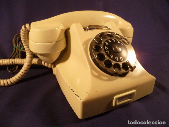Teléfonos: Teléfono de baquelita Ericsson - Foto 7 - 49674905