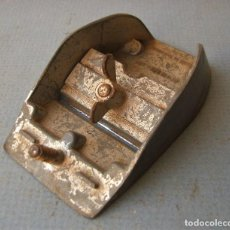 Antigüedades: PEQUEÑO CEPILLO DE ALUMINIO PARA MODELISMO - FIX, MADE IN GERMANY (8,3X5CM APROX). Lote 115005231