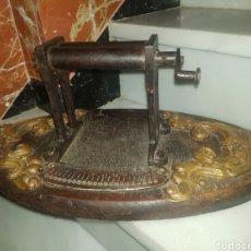 Antigüedades: PIEZA MUY RARA Y POCO COMUN. Lote 115026415