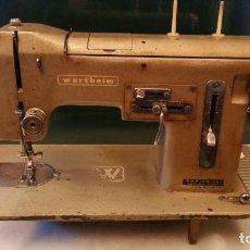 Antigüedades: MAQUINA DE COSER WERTHEIM MODELO R-270 AUTOMATICA.. Lote 115027847