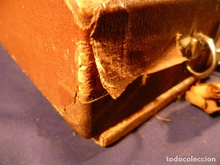 Antigüedades: MAQUINA DE ESCRIBIR ERIKA - Foto 22 - 97941107