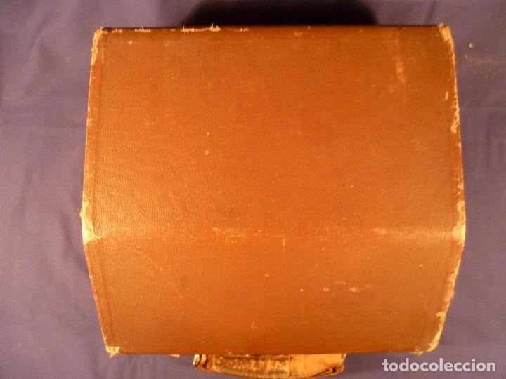 Antigüedades: MAQUINA DE ESCRIBIR ERIKA - Foto 23 - 97941107
