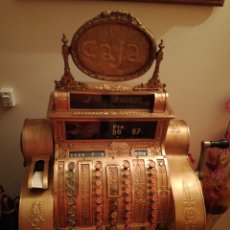 Antigüedades: MÁQUINA REGISTRADORA NATIONAL.. Lote 114323827