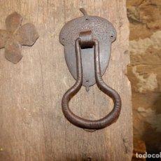 Antigüedades: ANTIGUO LLAMADOR CON BELLOTA . Lote 115314067