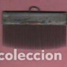 Antigüedades: PEINE TEXTIL - TEJIDOS - PARA LABORES - METALICA. Lote 115333063