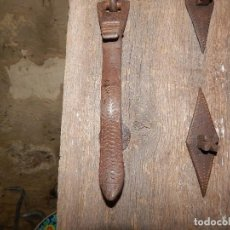 Antigüedades: ANTIGUO LLAMADOR DEL XX ZOOMORFO. Lote 115339487