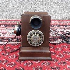 Teléfonos: TELÉFONO ANTIGUO RETRO VINTAGE, RÉPLICA TELÉFONO SIGLO XIX, NUEVO, FUNCIONA.. Lote 115344775