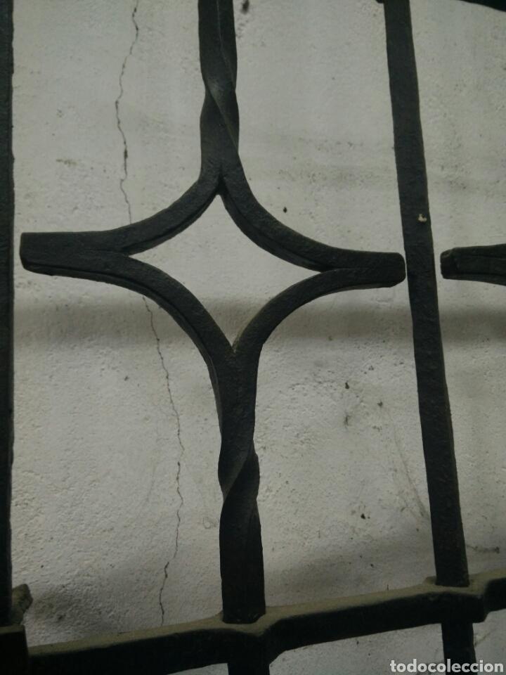 Antigüedades: Antigua reja de forja - Foto 4 - 115368695