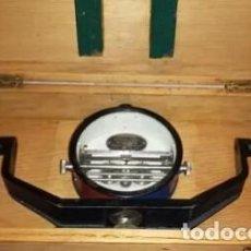 Antigüedades: INCLINOMETRO DE ESCORA DE BUQUE NAVAL. Lote 115429483
