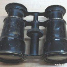 Antigüedades: BINOCULARES ÓPERA CON FUNDA PRINCIPIOS SIGLO XX. Lote 115489547