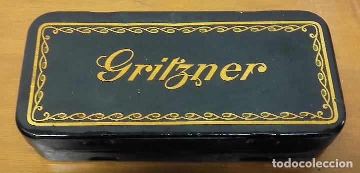 Antigüedades: Maquina de coser GRITZNER DURLACH (como nueva!!!) - Foto 11 - 115497107