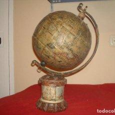 Antigüedades: GLOBO TERRAQUEO BOLA DEL MUNDO. Lote 115515411
