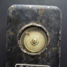 Antigüedades: RELOJ-INTERRUPTOR PARA CORRIENTE ALTERNA MARCA ORBIS. Lote 115532063