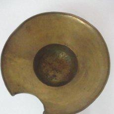 Antigüedades: ANTIGUA BACÍA DE BARBERO - BARBERÍA - LATÓN - MUY BUEN ESTADO - S. XIX. Lote 115539119