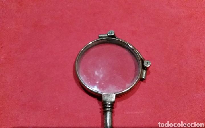 Antigüedades: Anteojos apertura automática finales s. XIX - Foto 2 - 115573583