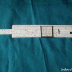 Antigüedades: REGLA DE CALCULO. Lote 115817395