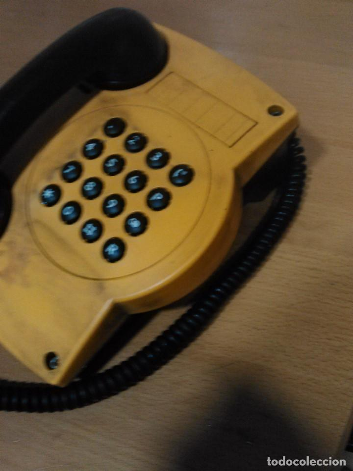 TELEFONO MINA MINERIA (Antigüedades - Técnicas - Teléfonos Antiguos)
