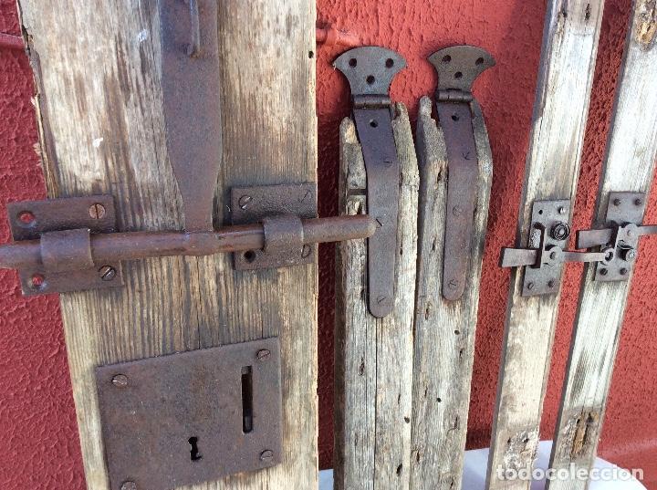 Antigüedades: Cerradura con cerrojo - Foto 8 - 116192311