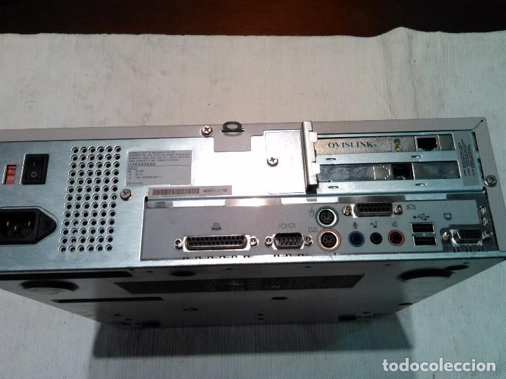 Antigüedades: ordenador compac presario, interior completo - Foto 3 - 116215547